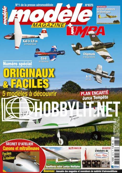 Modèle Magazine - Juin 2021 (Iss.837S)