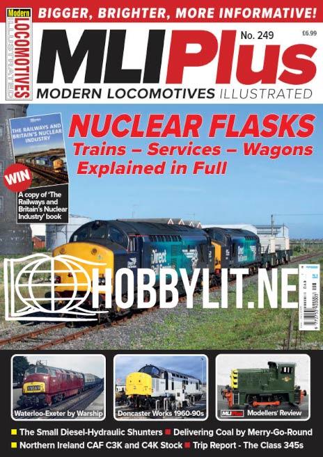 Modern Locomotives Illustrated - June/July 2021 ( No.249)