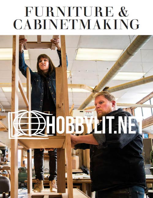 Furniture & Cabinetmaking Issue 299