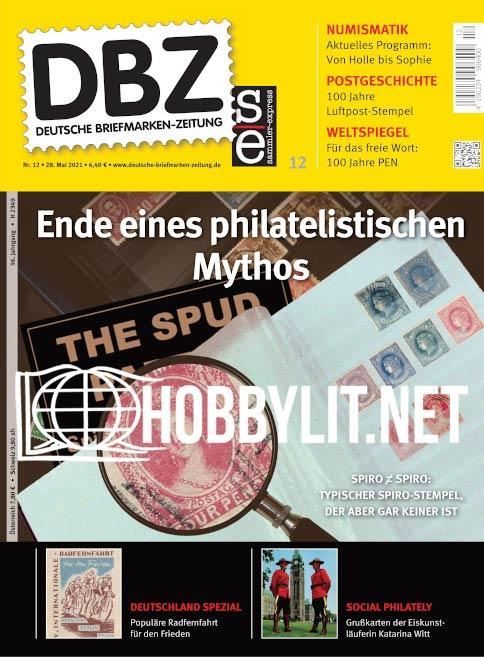 Deutsche Briefmarken-Zeitung – 28 Mai 2021