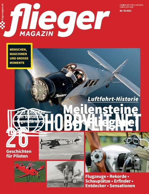 Fliegermagazin Nr.7A 2021