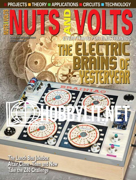 Nuts and Volts Isuue 4, 2020