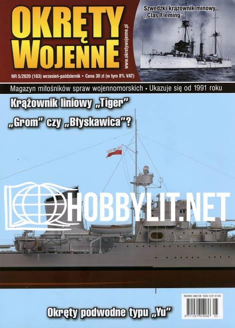 Okrety Wojenne 2020-05 (No.163)