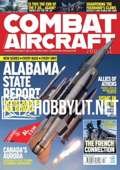 Combat Aircraft - July 2021 (Vol.22 No.7)