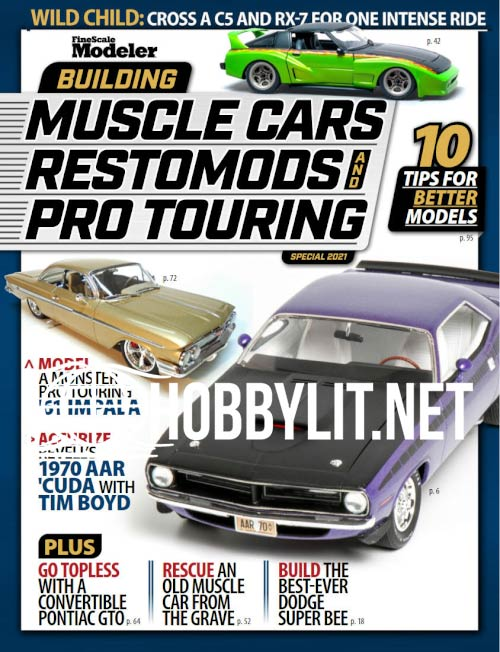 Building Muscle Cars,Restomods,and Pro Touring