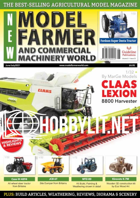Model Farmer and Commercial Machinery World - June/July 2021 (Iss.03)