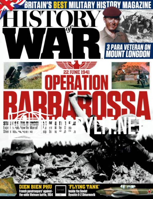 History of War Issue 95
