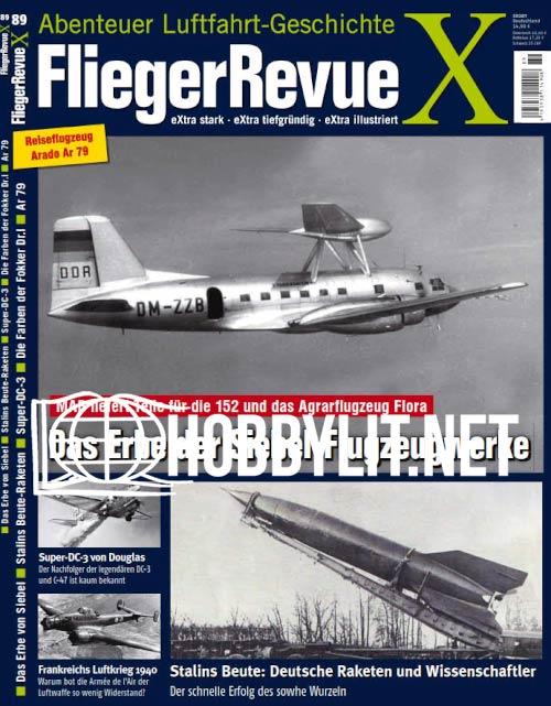 FliegerRevue X 89, 2021