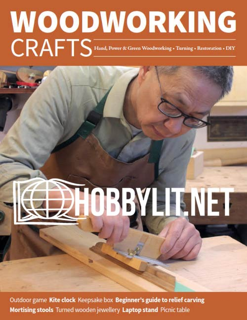 Woodworking Crafts Issue 68