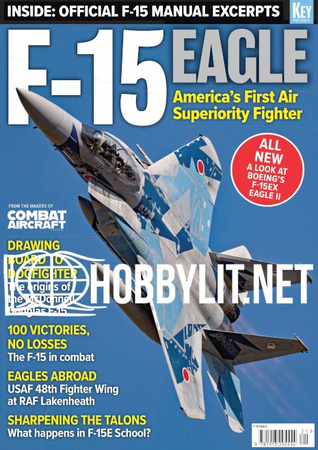 F-15 EAGLE.America's First Air Superiority Fighter