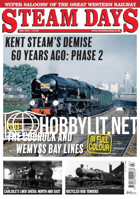 Steam Days - July 2021 (No.383)