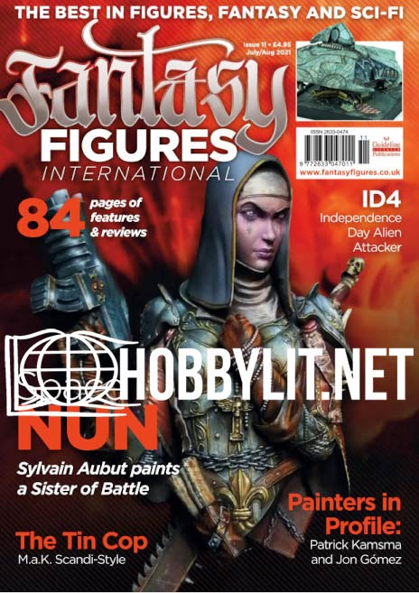 Fantasy Figures International - July/August 2021 (Iss.11)