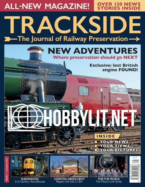 Trackside - June/July 2021 (Iss.01)