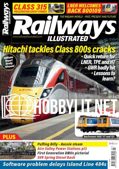 Railways Illustrated - July 2021
