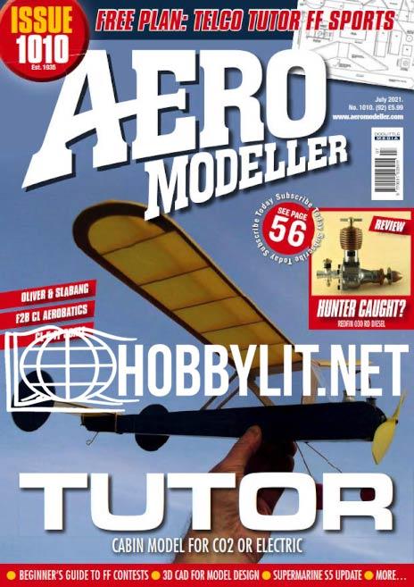 Aeromodeller - July 2021
