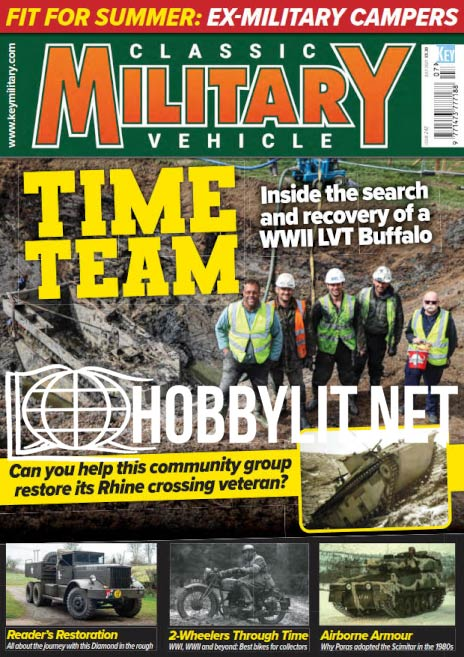 Classic Military Vehicle - Issue 242 - July 2021