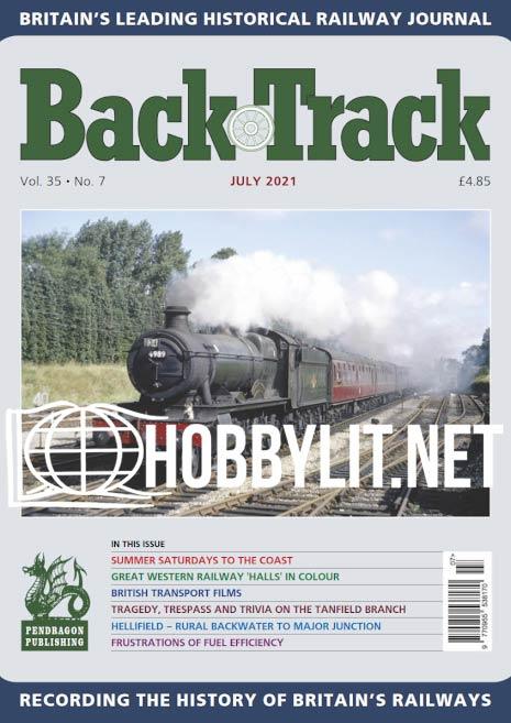Back Track – July 2021