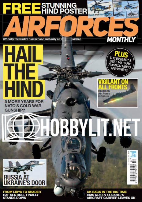 Air Forces Monthly - July 2021