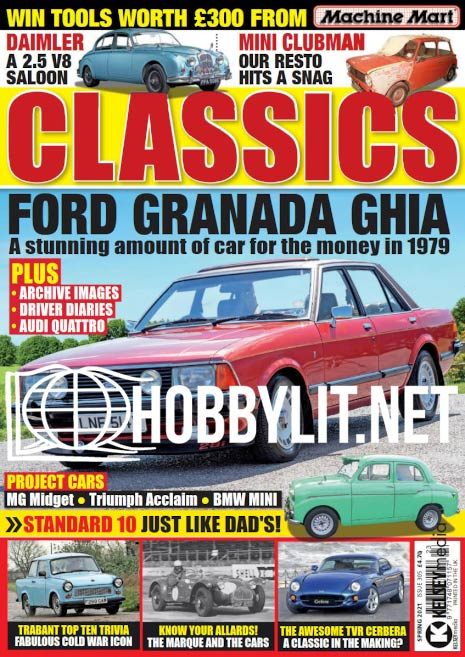 Classics Monthly - Spring 2021