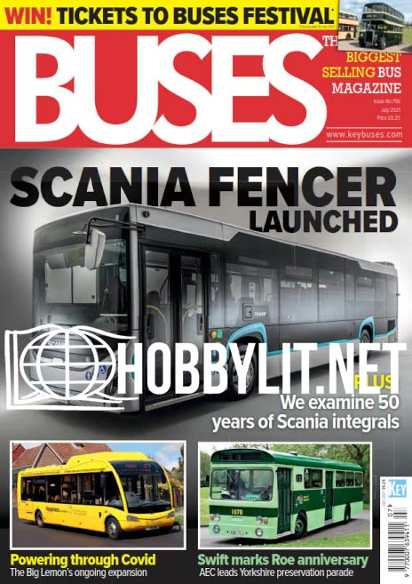 Buses – July 2021