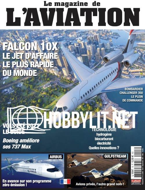 Le Magazine de l'Aviation - Juillet/Septembre 2021
