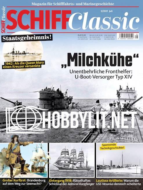 Schiff Classic – Juli 2021