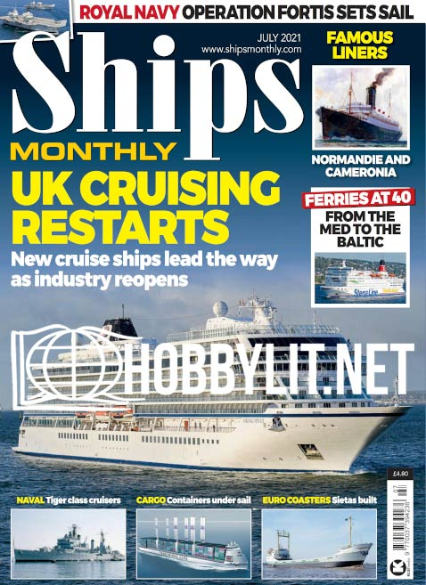 Ships Monthly - July 2021