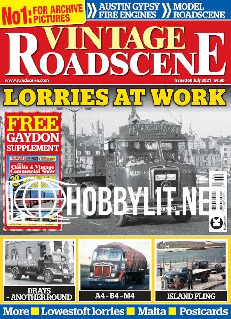 Vintage Roadscene - July 2021