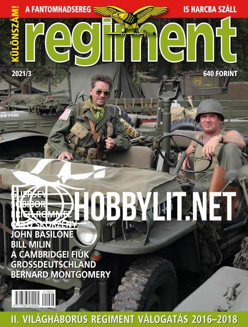 Regiment különszám! 2021-03