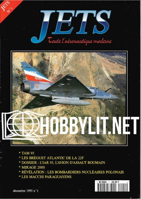 JETS  No.1 - Decembre 1995