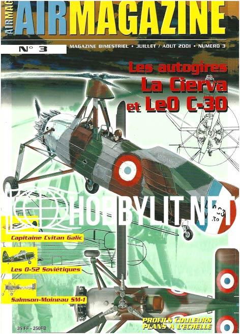 AIR Magazine - Juillet/Aout 2001