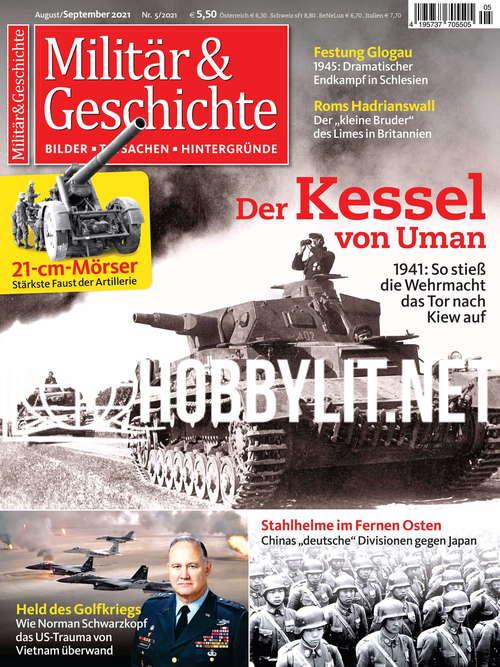 Militär & Geschichte – August/September 2021