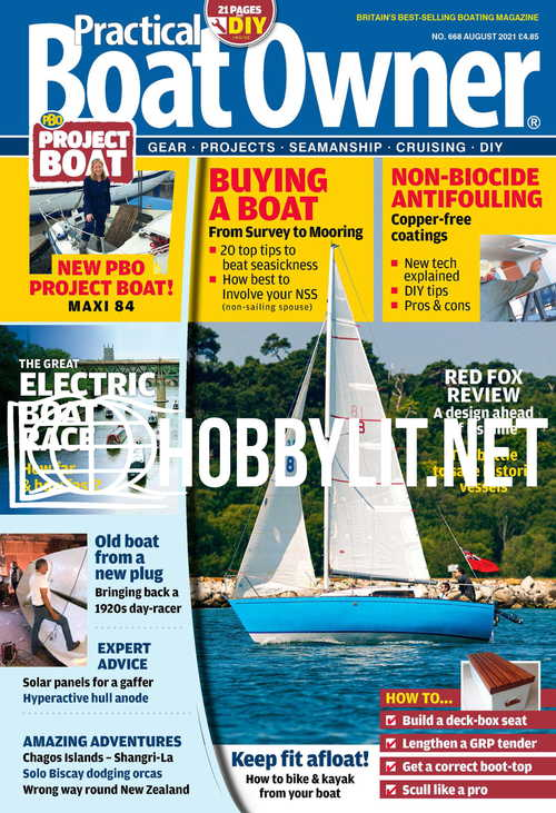 Practical Boat Owner - August 2021