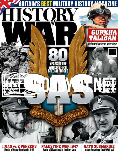 History of War Issue 096