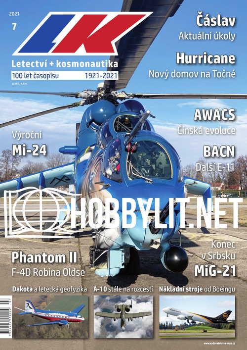 Letectvi + Kosmonautika 2021-07