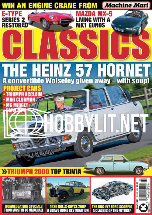 Classics Monthly - May 2021