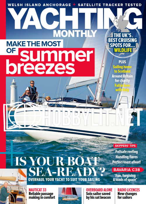 Yachting Monthly - June 2021