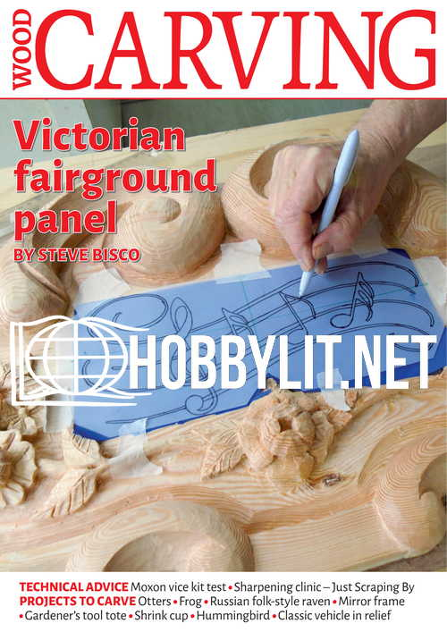 Woodcarving Issue 182