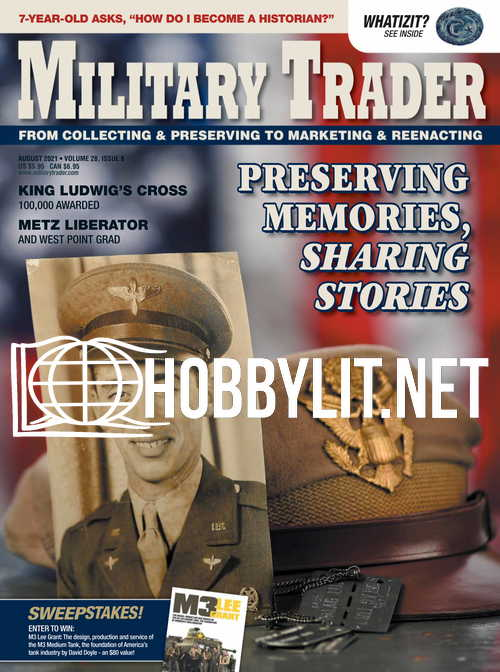 Military Trader – August 2021