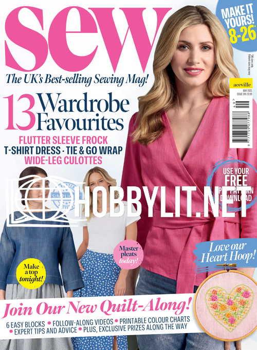 Sew Magazine - May 2021