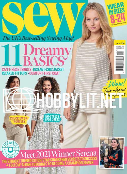 Sew Magazine - September 2021