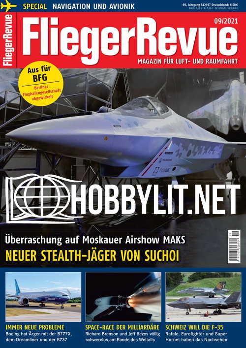 Flieger Revue 2021-09