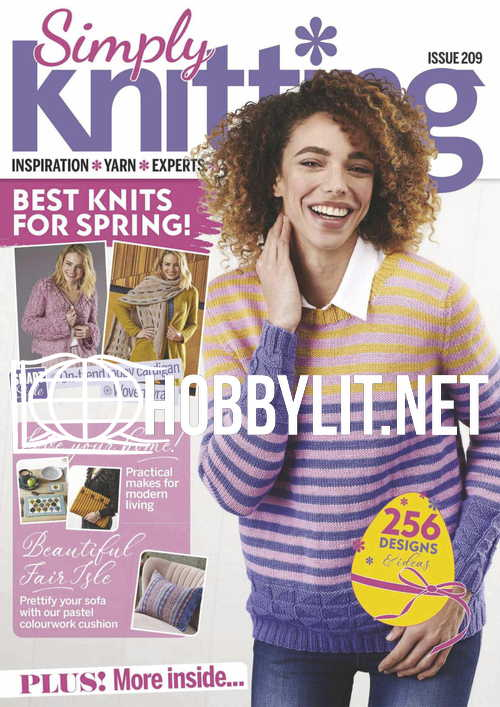 Simply Knitting Issue 209