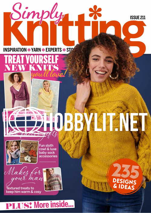 Simply Knitting Issue 211
