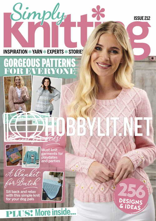 Simply Knitting Issue 212