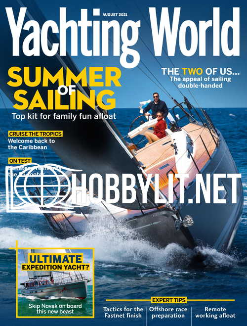 Yachting World - August 2021