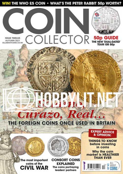 Coin Collector - Autumn 2021