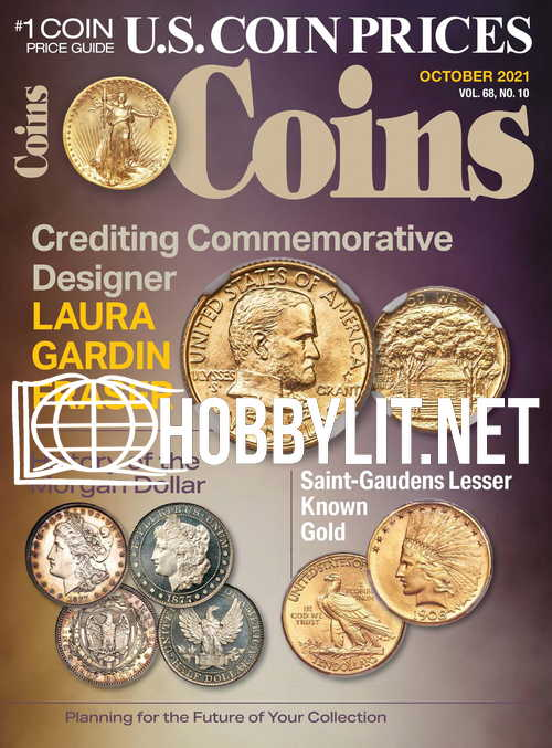Coins - October 2021