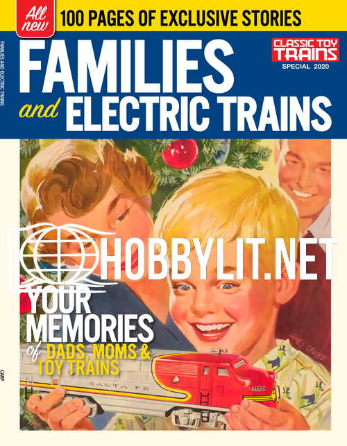 Classic Toy Trains Special - Families & Electric Trains