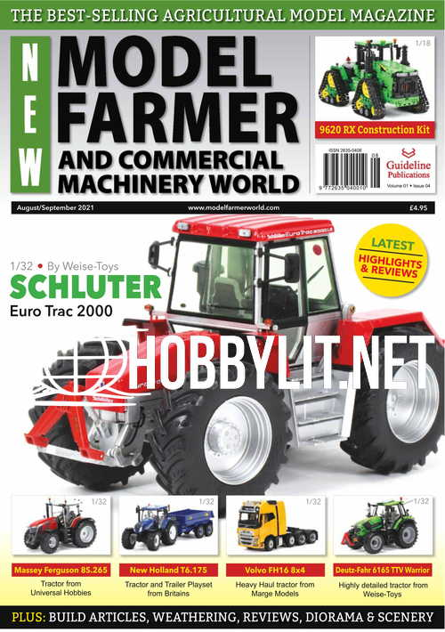 Model Farmer - August/September 2021